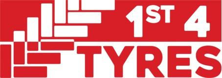 1st 4 Tyres Basingstoke Logo